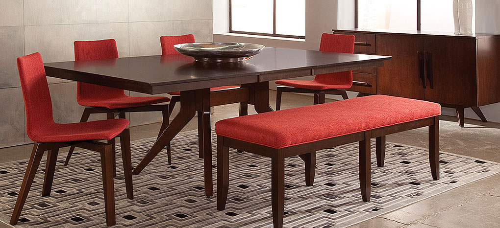 Saloom Contemporary Dining Furniture