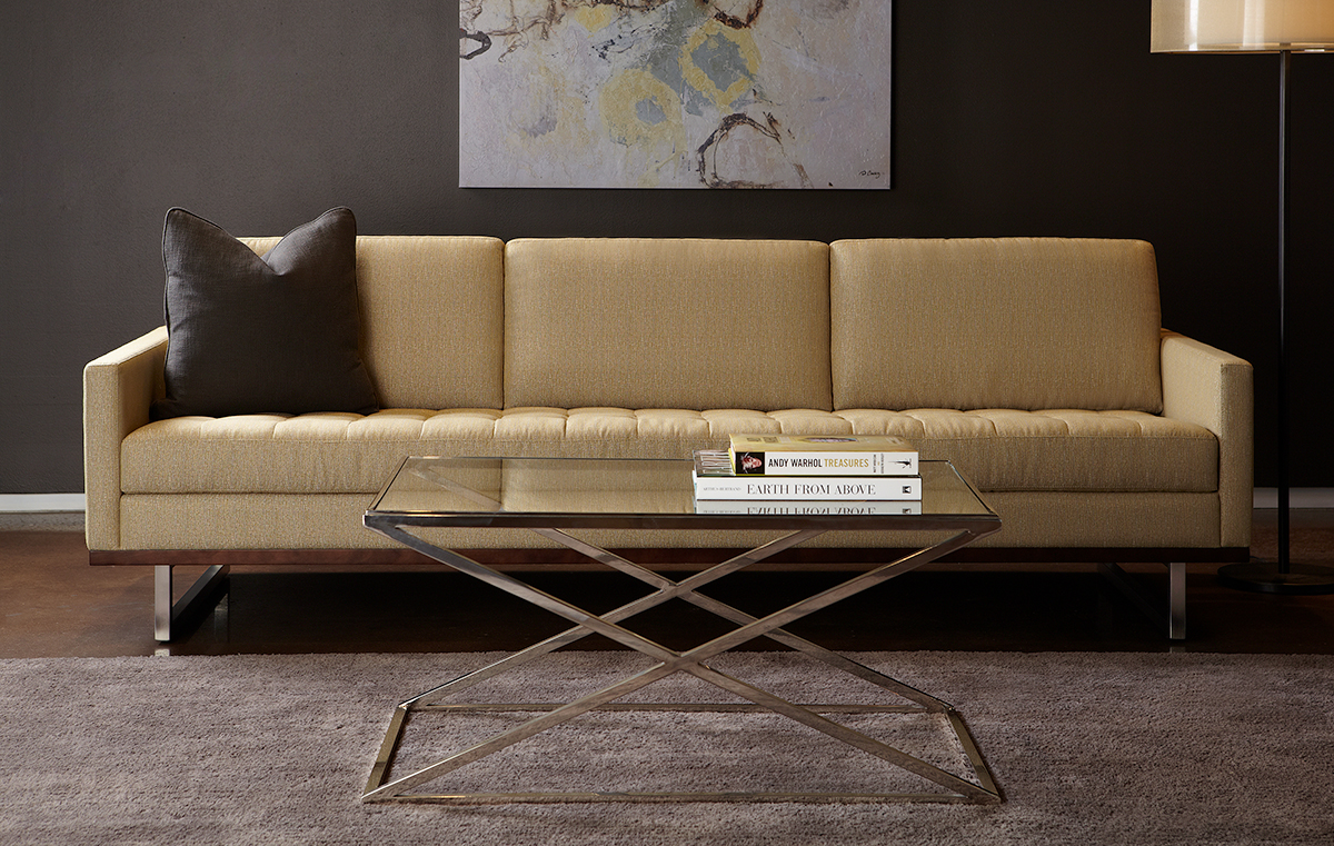 American Leather Tristan Sofa