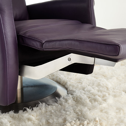 Contemporary Recliners + Gliders