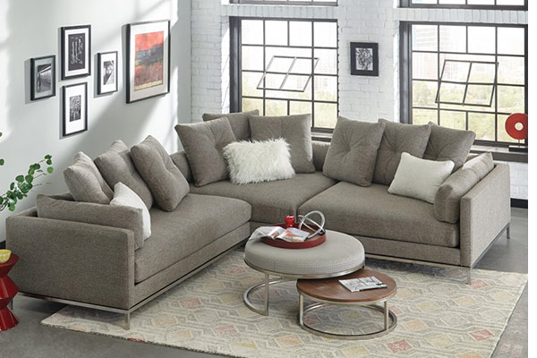 Jonathan Louis Sectionals Collectic Home Austin Tx