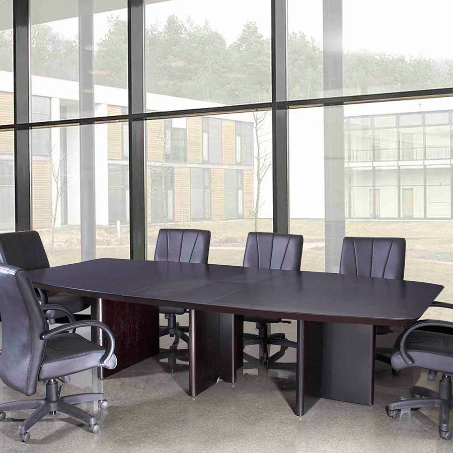 jesper 2000 119 quot brown conference table collectic home
