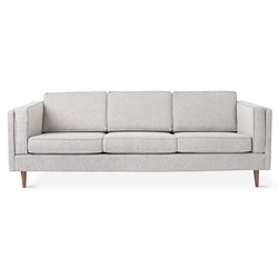 Gus Modern Adelaide Contemporary Sofa in Burnaby Summit