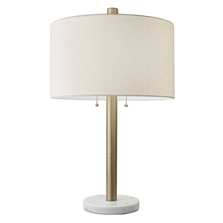 Alda Contemporary Table Lamp