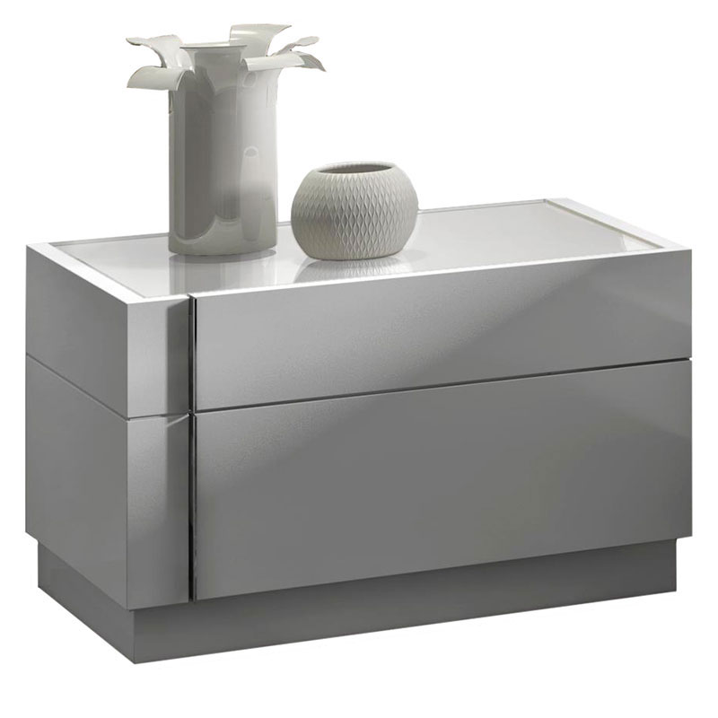 Aliso Contemporary Nightstand