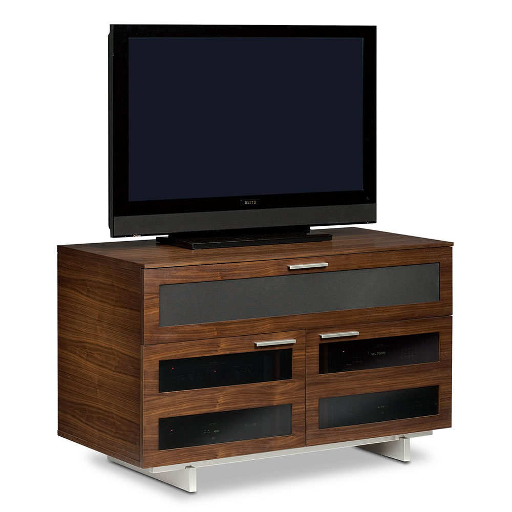 Bdi Avion Tall Contemporary Tv Stand Collectic Home