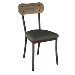 Bean Contemporary Dining Chair by Amisco
