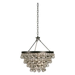 Bling Contemporary Chandelier by Robert Abbey