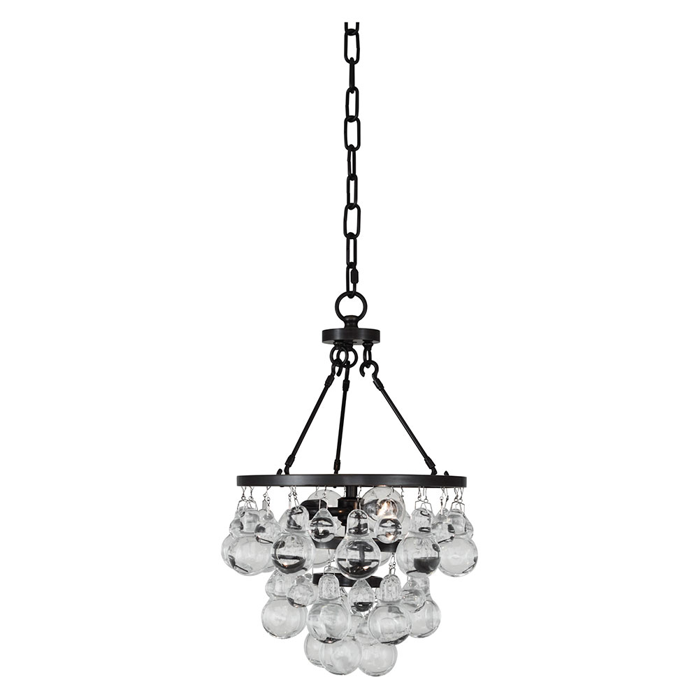 Bling Contemporary Hanging Lamp by Robert Abbey