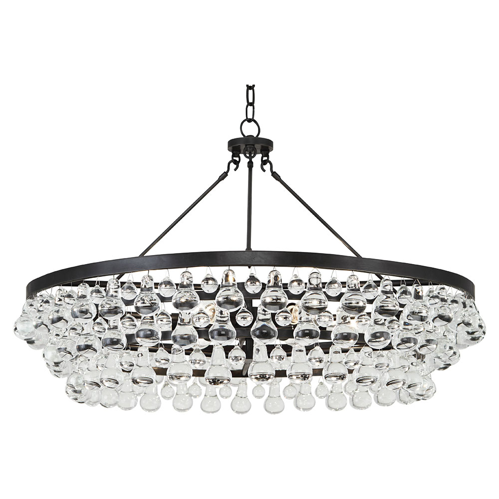 Bling Large Chandelier By Robert Abbey Collectic Home