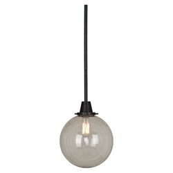 Buster Globe Contemporary Pendant Lamp