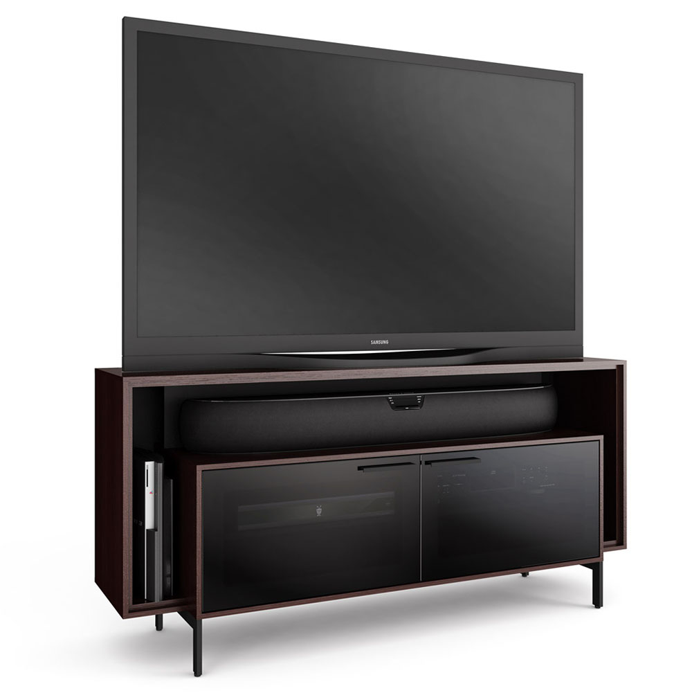 Cavo Tall Modern TV Stand By BDI Eurway Furniture