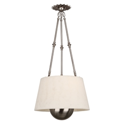 Churchill Large Contemporary Pendant Lamp
