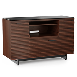 BDI Corridor Chocolate Contemporary Cabinet