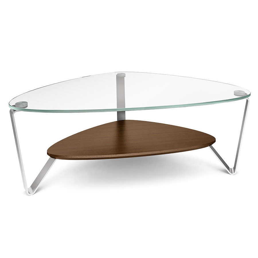 Bdi dino modern small cocktail table collectic home for Cocktail tables