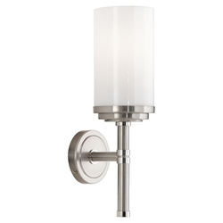 Halo Contemporary Wall Sconce