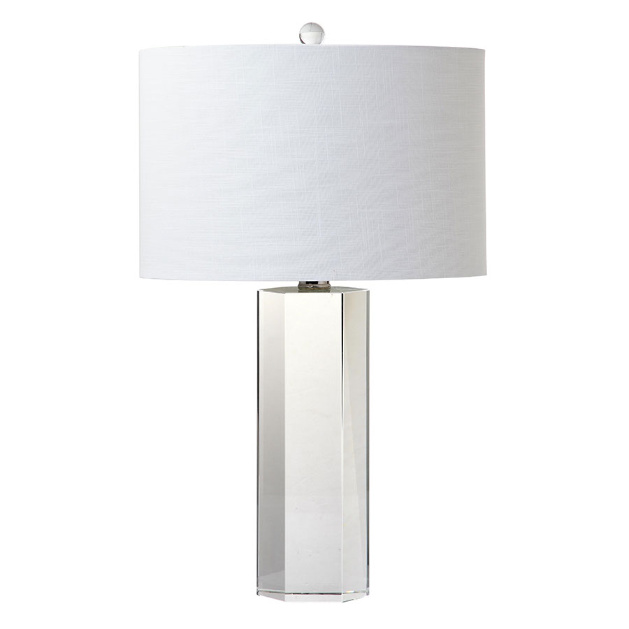 Hanna contemporary table lamp collectic home for Table hanna