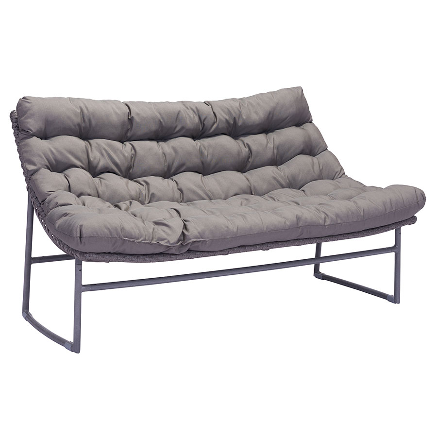 Ilsa Contemporary Outdoor Sofa