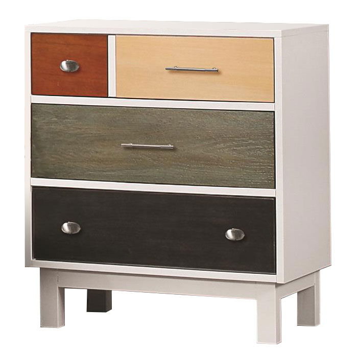 Lakshmi Contemporary Kid's Nightstand