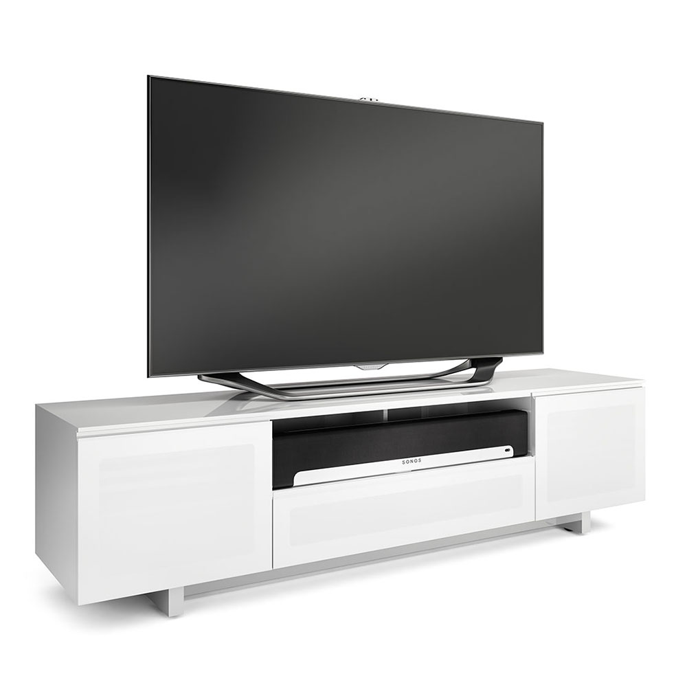 Bdi Nora Slim Contemporary Tv Stand Collectic Home