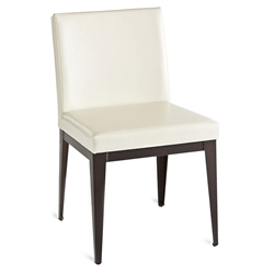 Pablo Modern Dining Chair in Oxidado Finish