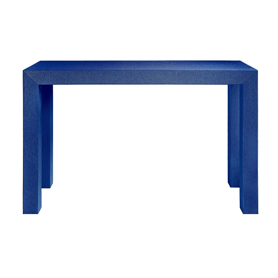 Parsons blue console table bungalow 5 collectic home for Www bungalow5 com