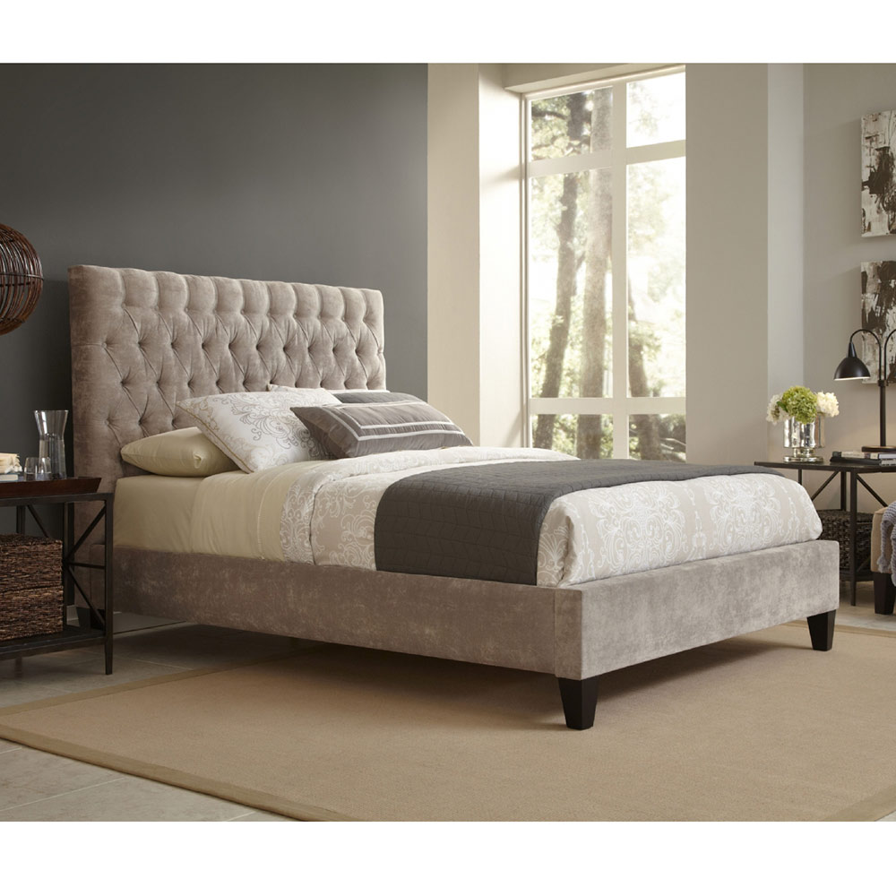 Regan Upholstered Bed