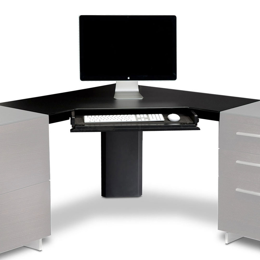 Modern Office Desk: BDI Sequel Modern Corner Desk