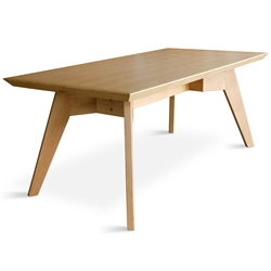 Span Contemporary Dining Table by Gus Modern