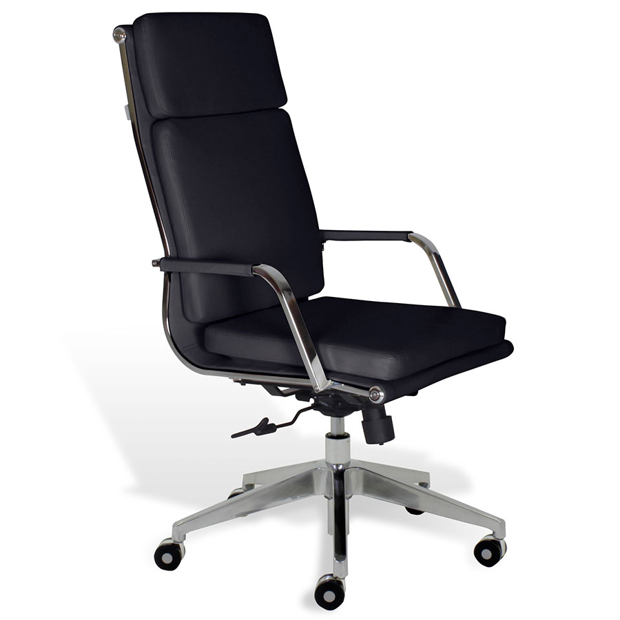 Jesper Greta Blck Hi Back Office Chair