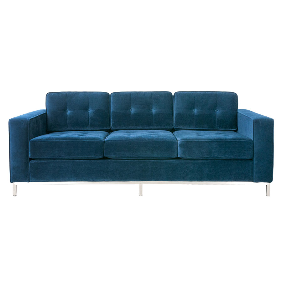 JANE SOFA | VELVET MIDNIGHT