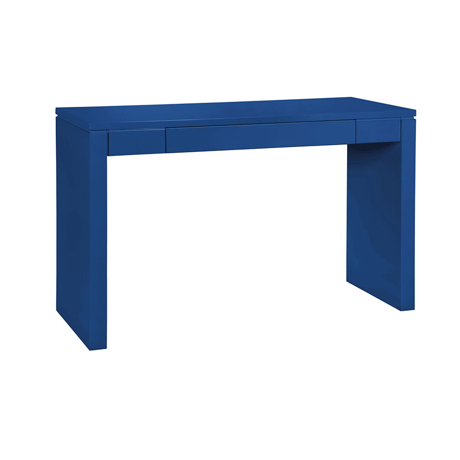 Odom Blue Console Table By Bungalow 5