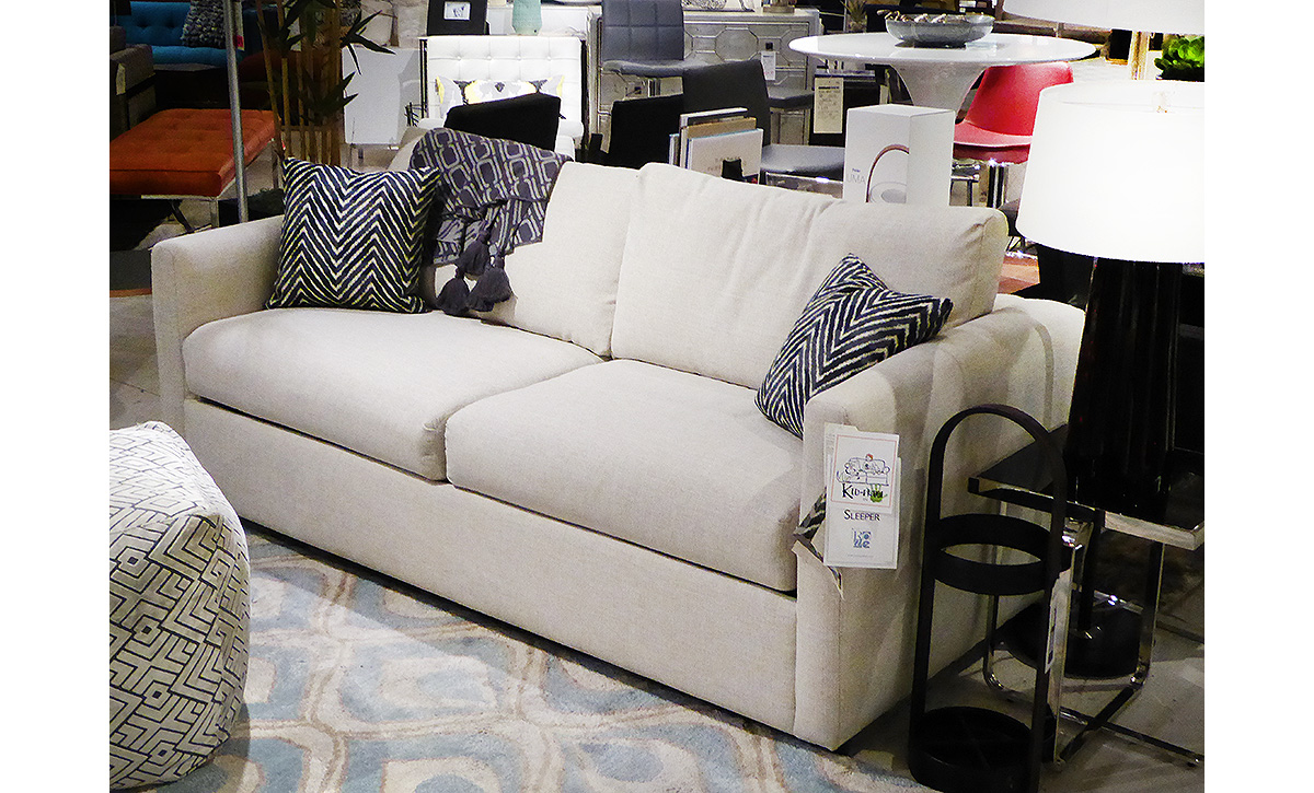Loft sized sofa from our Collectic Home Showroom - 2785 Bee Cave Rd #325 Rollingwood, TX