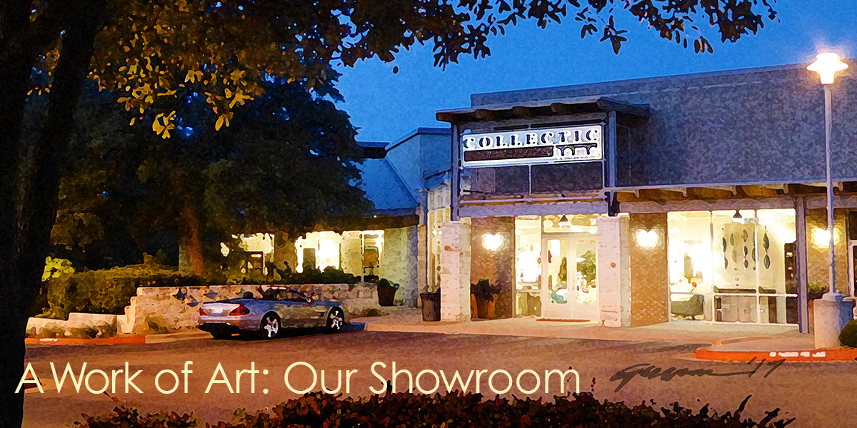 Come visit our Austin, Texas showroom to see the best in contemporary home furnishings.