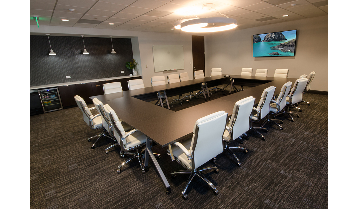 Moore + Associates Conference Room at 919 Congress Avenue