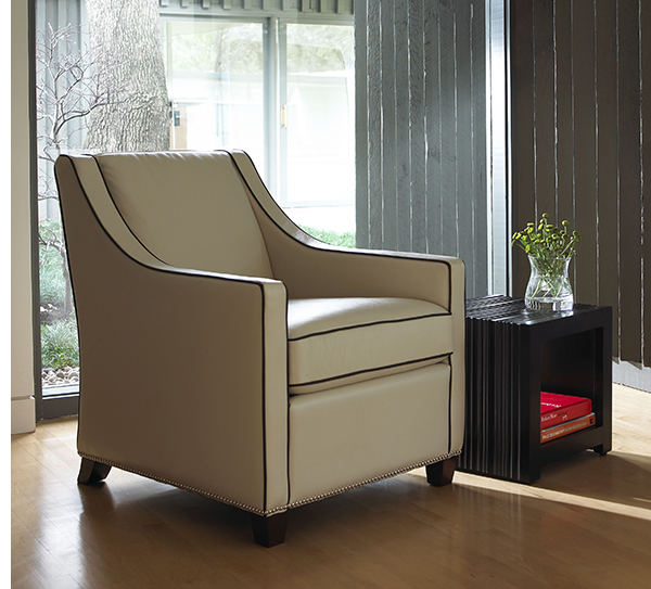 American Leather Bella Chair