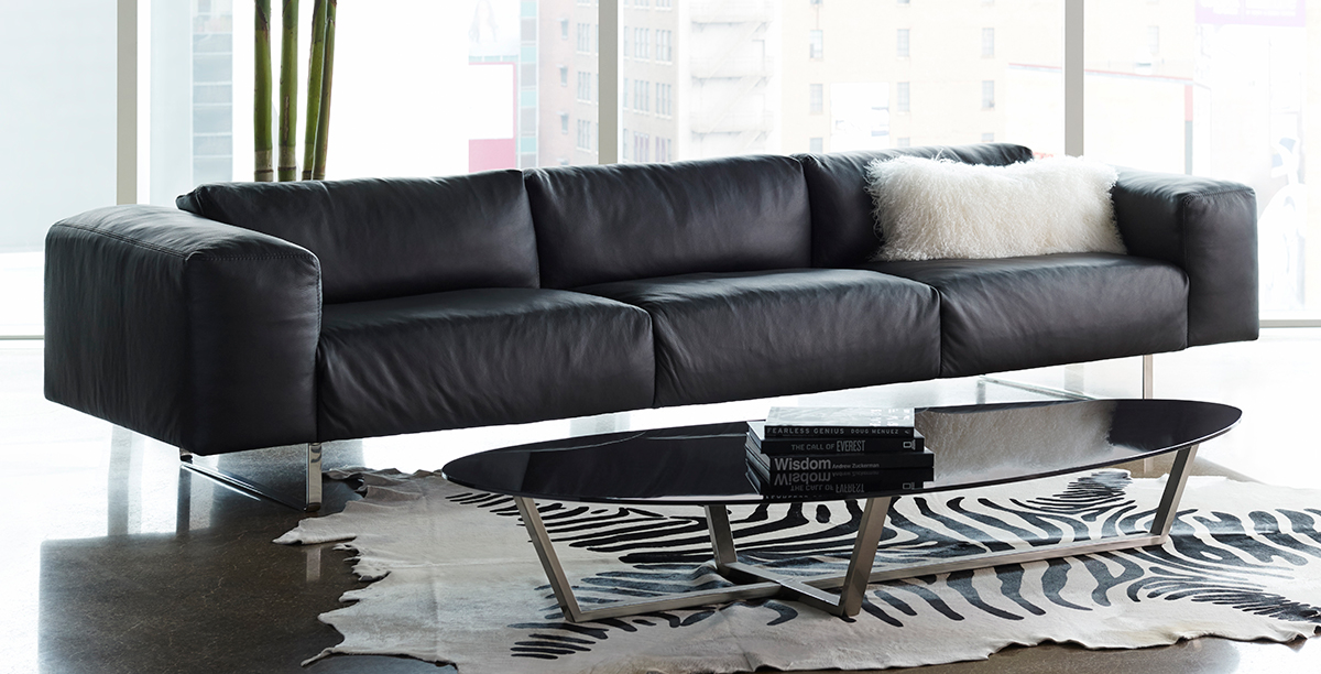Etonnant American Leather Clint Sofa