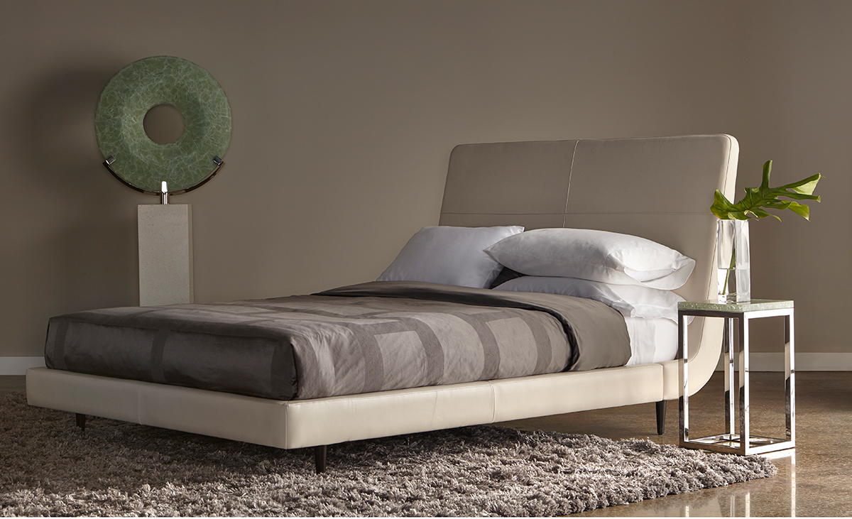 American Leather Menlo Park Platform Bed