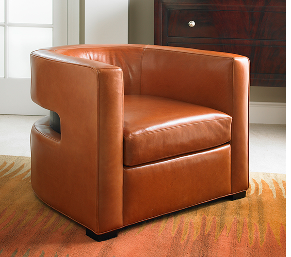 American Leather Robert Chair