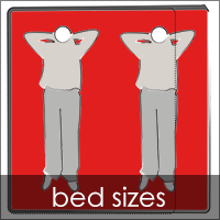 Sizing Modern Beds