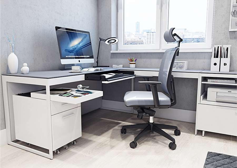 New BDI Centro Contemporary Office Collection