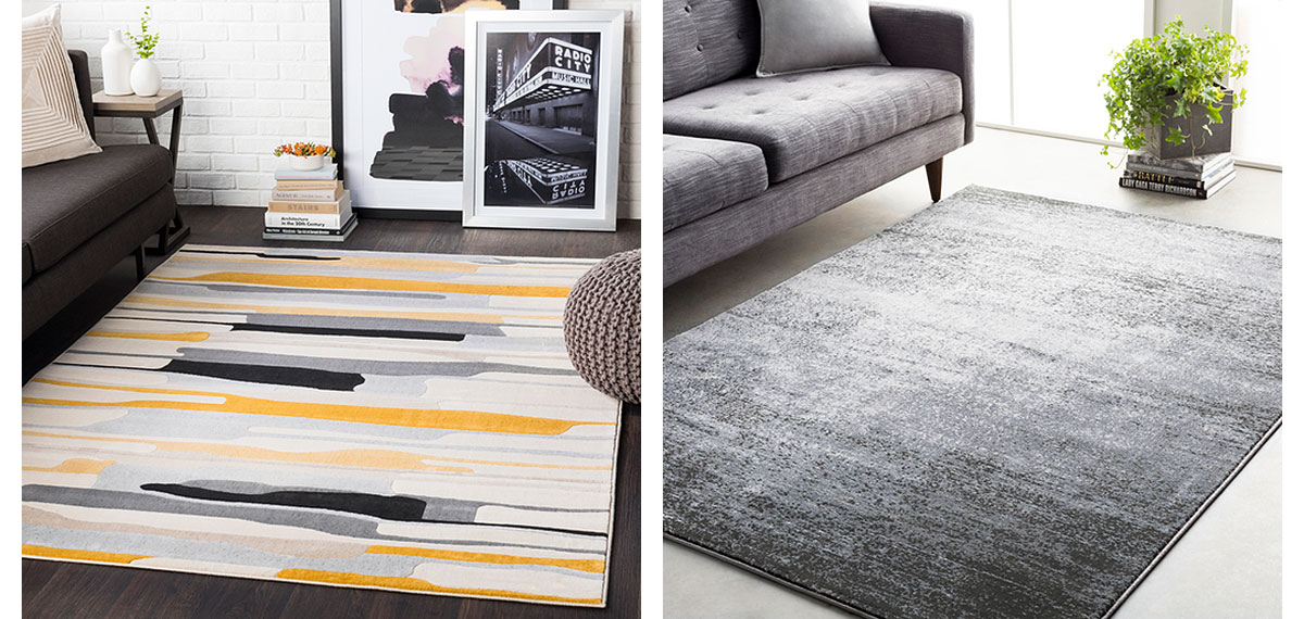 Surya Rugs + Pillows
