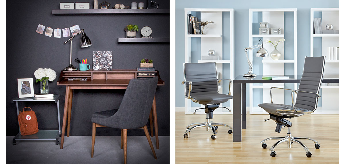 Euro Style Modern Home + Office Furniture