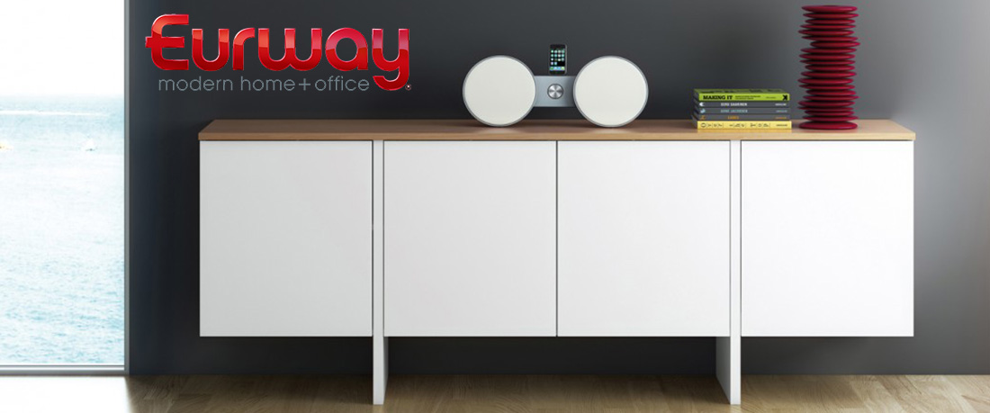 Shop for Modern Buffets + Sideboards at Eurway.com