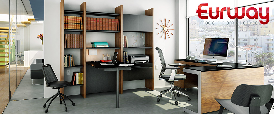 Shop for Modern Office Shelving at Eurway.com