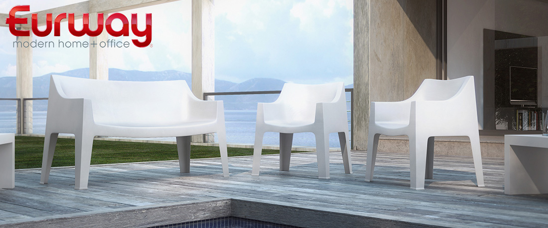 Shop for Modern Outdoor Seating at Eurway.com