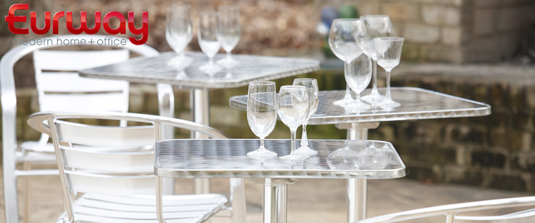 Shop for Modern Outdoor Tables at Eurway.com