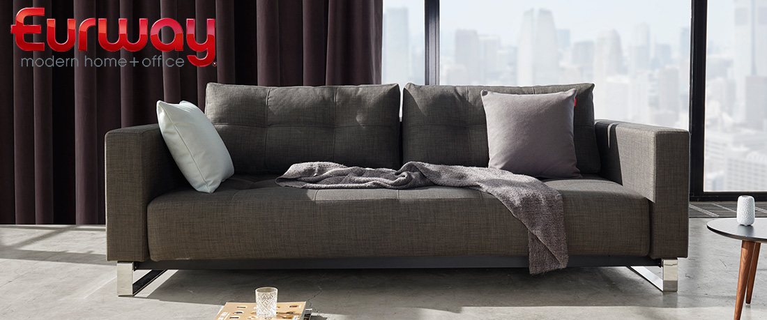 Contemporary Sofas + Loveseats | Collectic Home