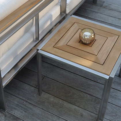 Contemporary Outdoor Tables
