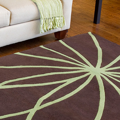 Contemporary Area Rugs, Runners and Door Mats