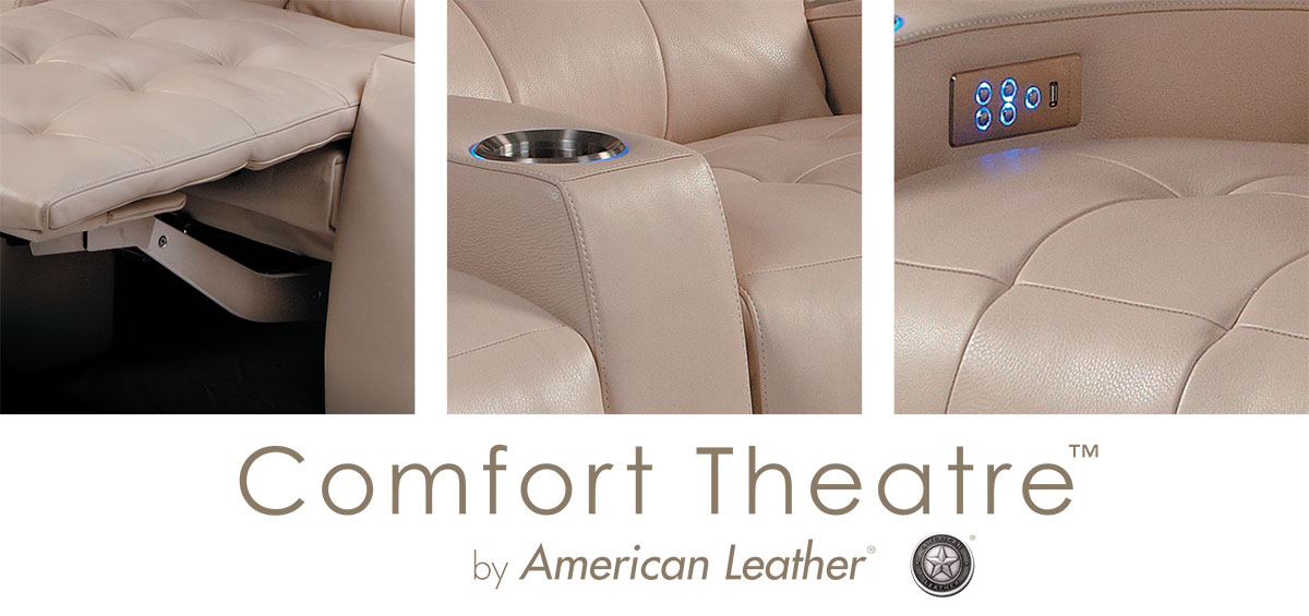 American Leather Comfort Theatre